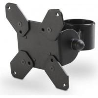 SPV3301-02 SpacePole VESA 75/100 Halterung +++ ohne Verschlussring +++ schwarz