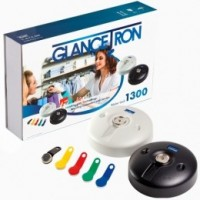 Glancetron Kabel, USB-R, weiß