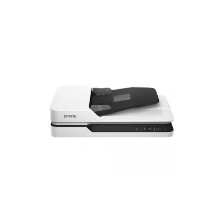 Epson WorkForce DS-1660W, DIN A4, 600 x 600 dpi, 25 Seiten/Min, USB, WLAN