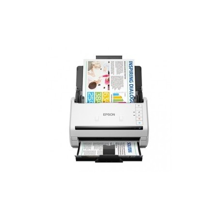 Epson WorkForce DS-530N, DIN A4, 600 x 600 dpi, 35 Seiten/Min, Ethernet