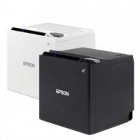 Epson TM-m30 Bundle, inkl.: DM-D30, USB, BT, Ethernet, 8 Punkte/mm (203dpi), ePOS, weiß