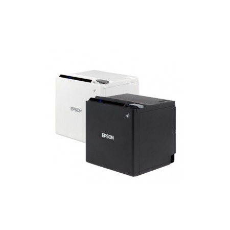 Epson TM-m30 Bundle, inkl.: DM-D30, USB, BT, Ethernet, 8 Punkte/mm (203dpi), ePOS, schwarz