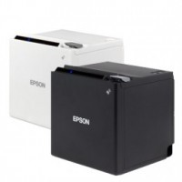 Epson TM-m30, USB, BT, Ethernet, 8 Punkte/mm (203dpi), ePOS, weiß