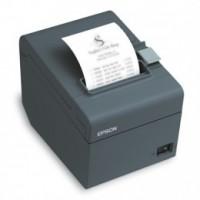 Epson TM-T20II, USB, RS232, 8 Punkte/mm (203dpi), Cutter, schwarz