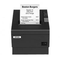 Epson TM-T88IV ReStick, USB, 8 Punkte/mm (203dpi), Cutter, schwarz