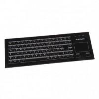 PrehKeyTec GIK 2700, Alpha, USB, schwarz