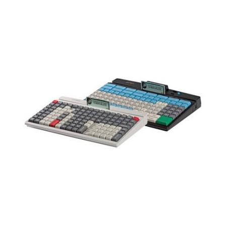 PrehKeyTec MCI 128, Num., MKL, USB, weiß