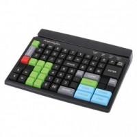 PrehKeyTec MCI 84, Num., MKL, Lock, USB, schwarz