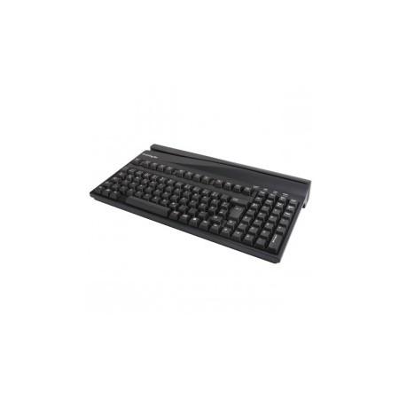 PrehKeyTec MC111 Alpha, MKL, USB, schwarz